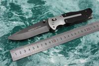 mangos de cuchillo micarta al por mayor-SOG 312 cuchillo plegable 5Cr13mov titanize blade Micartasteel mango con funda de nylon de alta calidad Tactical Survival EDC tool