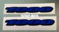 Wholesale Cheap Body Fairing - SUZUKI GSXR 1000 GSXR1000 Fairing Decals   Stickers (Any Colour) Cheap stickers style High Quality gsxr1000 fairing