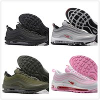 Wholesale Famous Points - Hot Sale Drop Shipping Famous ULTRA BOOST Air Cushion 97 ultra 2.0 essential Mens Athletic Sneakers Sports Running Shoes Size 36-46