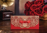 Wholesale Chinese lucky red envelope ME5232 red packets pocket money envelope for Chinese new year wedding ceremony etc Minimum order