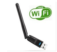 Wholesale Usb Wireless Adapter Skybox - 2.4Ghz 150M USB WiFi Wireless Adapter RT5370 IEEE 802.11 b g n for Alphabox SKYBOX Openbox Mag250 Dreambox