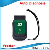 Wholesale Ii Online - Vpecker Full Function As Launch X431 Idiag Easydiag OBD2 OBD II Wifi Code Scanner Universal Auto Diagnostic Tool Scaner Online update