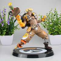 Wholesale Sonic Watches - Love Thank You game watch JunkRat JAMISON FAWKES 28cm PVC Anime figure toy Model gift new