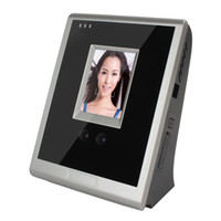 Wholesale Time Access Control System - TFT Touch Screen Facial Recognition Access Control Face Detection Time Attendance System for Office   Factory supports remote management