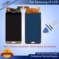 Wholesale Replacement Works - High Quality Tested Working LCD For Samsung J3 J320 Display Touch Screen Digitizer Screen Replacements No Dead Pixel