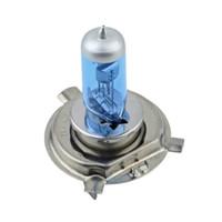 h1 ampoule super lumineuse achat en gros de-H4 Super Bright White Brouillard Ampoule Halogène 100W Phare De Voiture Lampe de voiture styling source de lumière de voiture Parking H15 / H1 / H3 / H4 / H7