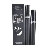 Wholesale 3d fiber lashes for sale - Qibest mascara D FIBER LASHES MASCARA Set Makeup lash eyelash waterproof double mascara VS unique mascara mascara BY dhl