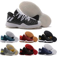Wholesale Flooring Products - Wholesale Harden Vol.2 Casual Shoes Cheap Men High Quality James Harden 2S Boost Basketball Shoes New Product Free Shipping Size 7-11.5