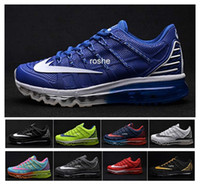 Wholesale Max Style Shoes - New Style Max 2016 II Nanotechnology KPU Running Shoes For Men & Women, Top Quality Comfortable Max Shoes Sport Athletic Sneakers 36-47