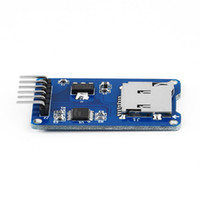 Carte spi sd Prix-Carte de stockage Micro SD Mciro Carte SD TF Memory Shield Module SPI Arduino B00315 OSTH