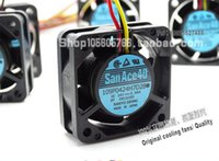 Wholesale Computer Wholesale Fans - The original SANYO DC24V 0.08A 4015 40x40x15mm fan 109P0424H7D28 Cooling server Fans for Fanuc P N: A90L-0001-0441 39 server fan 3pin