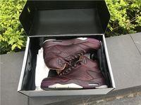 Wholesale Top Grade Men Shoes - Super Perfect Quality Air Retro 5 Premium Bourdeaux Sports Shoes for Men Top Grade Basketball Sneakers US7-US13 Leather Athletic Shoe