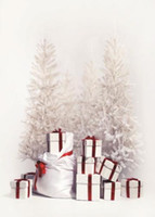 Wholesale christmas backdrops for sale - Group buy 5x7ft Vinyl Custom Photography Backdrops Prop Christmas day background HUC