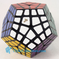 Wholesale Masters Education - MF8 Master Kilominx Puzzle Magic Cube Black(stickered) Very Challenging Twist Spring Puzzle Cubo Magico Learning Education Toys