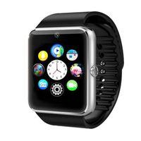 ingrosso vigilanza astuta libera il trasporto-Smartwatch originale Android Smart DZ09 A1 GT08 Smartwatch Phone con Whatsapp, Facebook e Twitter