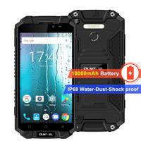 "Wholesale Bar Type Phones - Pre-Sale Oukitel K10000 Max 10000mAh IP68 Tri-Proof Smartphone 5.5"" Android7.0 MTK6753 Octa Core 3GB+32GB Type-C Ruggerdised 4G Phone"