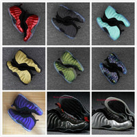 Wholesale cheap satin shoes - Cheap penny hardaway Basketball Shoes Men Shoes Outdoors Mens Sports Sneakers Training Boots Men Trainers Basketball Boots Mens Athletics