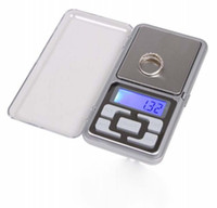 Wholesale Digital Weights - Mini LCD Digital Electronic Scale Capacity Balance Diamond Jewelry Weight Gram Weighing Pocket Scale Kitchen