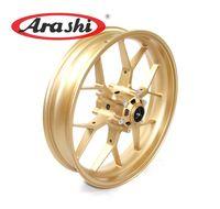 Wholesale Honda Parts Wheels - Arashi CBR1000RR 2006 2007 Front Wheel Rim For HONDA CBR1000 RR CBR1000 RR Wheel Rim High Quality Motorcycle Parts Accessories