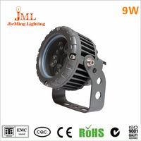 led-netzteil großhandel-High Power LED-Einheit 9x1W LED Flutlicht Lampe Wasserdicht IP65 LED Strahler Außenlampe 12V Eingang