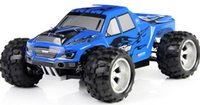 Wholesale Electric Rc Cars Road - 50KM H Free Shipping 2016 NEW Wltoys A979 A959 L202 High speed 4WD off-Road Rc Monster Truck, Remote control car toys rc car