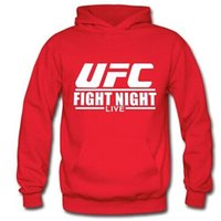 Wholesale Combat Hoodie - 2016 autumn and winter sweatshirt hoody Hoodies boxing, sanda Martial arts kung fu fleece Unlimited composite combat sets the UFC male Add