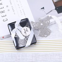 Wholesale book tassels for sale - Group buy Metal Bookmark With Tassels Creative Hollow Eagle Exquisite Pendant Book Decor Wedding Gift Party Giveaway For Guest ab F R