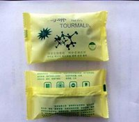 Wholesale Tourmaline Beauty Soap - Tourmaline Soap Special Offer Personal Care Soap Face & Body Beauty Healthy Care Free Shipping 2017 New 50g