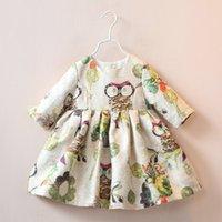 Wholesale Next Kids Clothing Wholesalers - girls dresses toddler girl dress party and wedding princess tutu kids clothes next fashion 2~9year birthday 2016 spring autumn