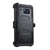 Wholesale Heavy Duty Armour Iphone Case - 2016 Release Case for Samsung Galaxy S7 armour built in Screen Protector Full body Heavy Duty Protection Shock Reduction Bumper Case cover