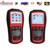 Обновление OBD OBD2 Auto Diagnostic Scan Tool AL619 для двигателя ABS Airbag Crash Data Brake SRS Scanner Automotive