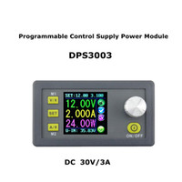 Wholesale digital voltmeter dc power supply for sale - Group buy 5pcs DC DPS3003 LCD Digital display Step down programmable control supply power module Constant Voltage current converter voltmeter