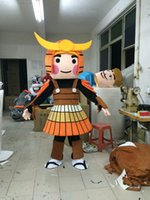 Wholesale Mascot Soldier - Factory direct sale Lovely rank-and-file soldiers cartoon doll Mascot Costume Free shipping
