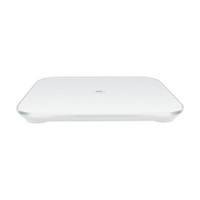 Wholesale Smartphone Mi - 100% Original Xiaomi Scale bluetooth scale Mi Smart Body Weight Digital Scale Support Android IOS Bluetooth 4.0 Above Smartphone White
