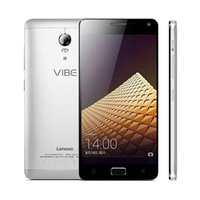 "Wholesale Dual Core Android Lenovo - Original Lenovo Vibe P1 C72 4G LTE Android 5.1 Mobile Phone Octa Core 5.5"" Fingerprint 3GB RAM 16GB ROM Smartphone"