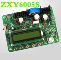Wholesale Digital Regulated Power Supply - ZXY6005 Full CNC constant voltage constant current regulated power supply ammeter voltmeter DC-DC 60V  5A  300W