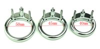 Wholesale Steel Cock Sleeves - Accessories of Male chastity lock, cock ring ,male chastity device,penis sleeve,cockring,Stainless steel chastity belt parts