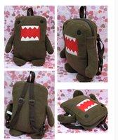 Wholesale Domo Kun Bag Style - Luggage Bags Backpacks TEXU 2016 special offer Children school bags cute stuffed animal backpacks cartoon DOMO KUN Plush for kid bags