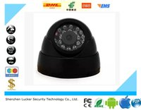 Wholesale Mini Dome Surveillance Cameras - 720P 960P 1080P IR MIni Dome AHD CCTV Camera Indoor IR CUT Night Vision HD Security Cam Surveillance Camera 1.0MP 1.3MP 2.0MP free ship