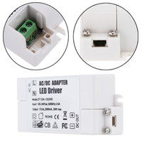 AC 100-240V à DC 12V LED SMD Power Transformer Driver pour MR11 / G4 / MR16 / GU5.3 Ampoules 24W