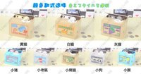 Wholesale Itazura Cat Steal - Piggy Bank Itazura Kitty Hungry Cat Eating Electric Coin Bank Money Saving Box Eating money pot Stealing money tank Free shipping