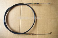 Wholesale Parts Mower - Accelerator cable for Honda GXV160 engine free postage throttle cable lawn mower parts