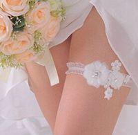 Wholesale Sexy Socks Accessories - 2016 Wedding Decorations Bride Beautiful Leg Socks Wedding Supplies Little Flower Garter Woman Sexy Decoration Beach Wedding Accessories