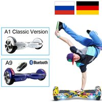 Wholesale Drifting Steering - Hoverboard Electric Skateboard steering-wheel self Balance Gero scooter Standing Smart two wheel drift scooter