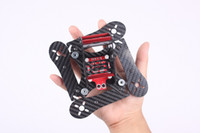 Wholesale 220mm Quadcopter Frame Kit Race Drone Foldable Easy To Take K Full Carbon Micro Frame Lapdrone