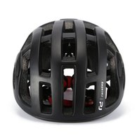 Wholesale Mens Mountain Bike Helmets - Cycling Helmet Matte Pneumatic Mens Bicycle Helmet Professional Mountain helmet Racing Bike IN-MOLD Safely Cap Free Shipping