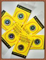 Wholesale Mobile Phone Anti Radiation - 2016 hot realy work mobile phone anti radiation shiny sticker ,quantum shiled scalar energy anti radiation chip 100pcs lot by free shipping