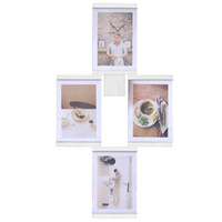 Wholesale Acrylic Picture Frames Wall - LEGGY HORSE Wall or Desktop Decor DIY Innovative Connectable Flexible Transparent Acrylic Photo Pictures Frames with Magical Module