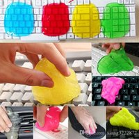 Wholesale Wiper Cleaner color Random Super Clean Slimy Gel Home Dust for Keyboard all purpose miraculous unique high quality