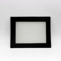 квадратный силиконовый коврик для выпечки оптовых-20 X высокое качество антипригарным силиконовые выпечки Pad / лист / мат квадратный вырезать края Cookie лист